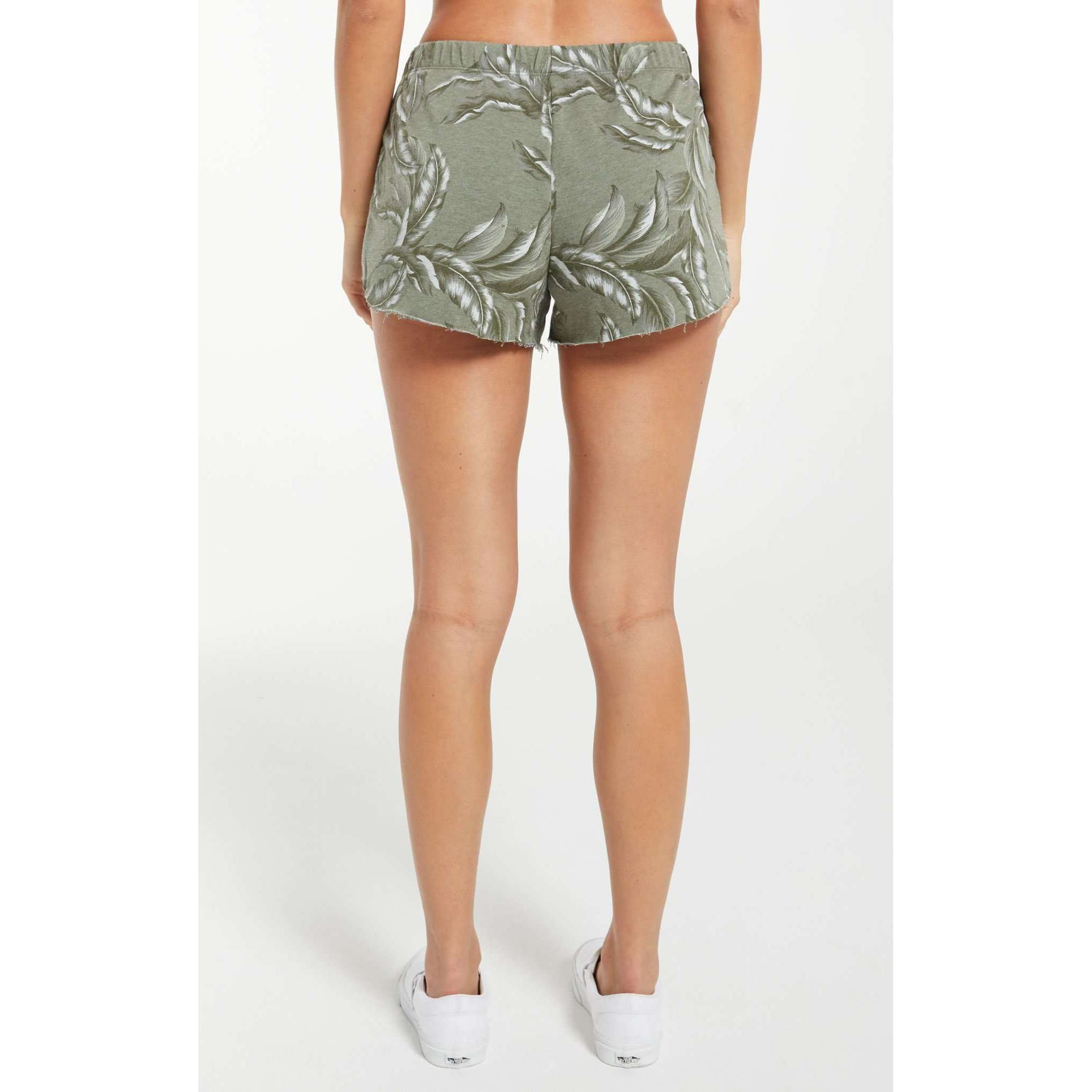 8.28 Boutique:Z-Supply,Z-Supply Kyla Palm Short,shorts