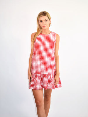 Gingham Summer Mini