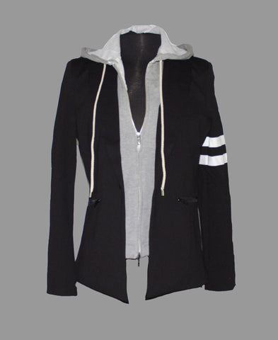 St.Andrew Jacket with Zip Up Hoodie