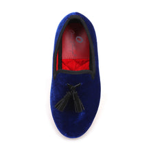 Children OneDrop Handmade Tassel Banquet Kid Wedding Party Prom Loafers