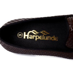 Harpelunde Men Dress Shoes Tassel Wedding Loafers