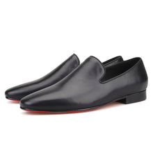 OneDrop Handmade Men Leather Dress Shoes Wedding Party Prom Banquet Loafers