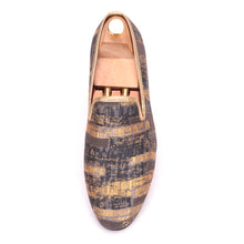 OneDrop Handmade Men Dress Shoes Latex Slippers Party Wedding Banquet Prom Loaferss