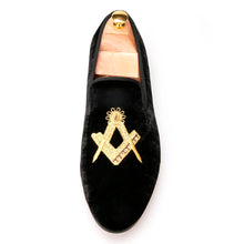 OneDrop Handmade Dress Shoes Exquisite Embroidery Pattern Men Velvet Wedding Party Prom Loafer