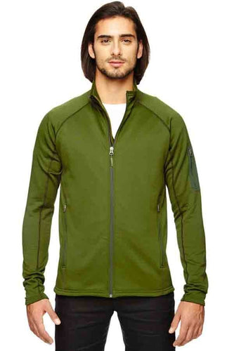 Men Marmot Stretch Fleece Jacket