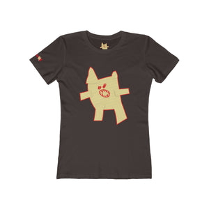Women's Big Monstah Boyfriend T - fiveO8