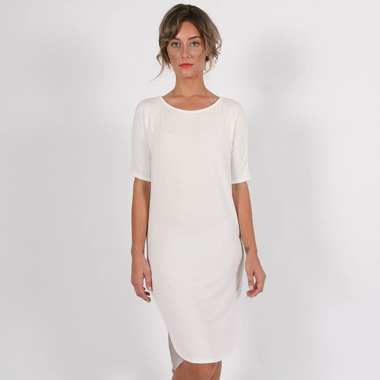 SASHA DRESS - Snow