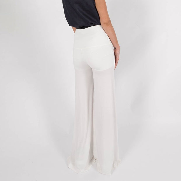 DAISY LONG PANT - Snow
