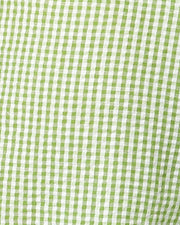 MASON TOP - Apple Gingham