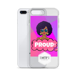 PROUD: MTF Self Made Queen iPhone Cases