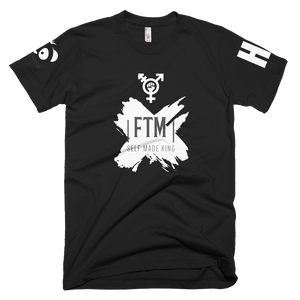 FtM Self Made King T-Shirt