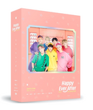 BTS (방탄소년단) BTS 4th MUSTER Happy Ever After (3DVD) (édition coréenne)