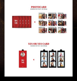 TWICE (트와이스) Mini Album Vol. 6 - YES or YES (édition coréenne)