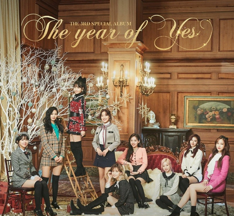 TWICE (트와이스) Special Album Vol. 3 - The year of Yes (Korean)