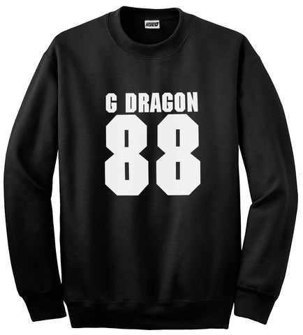 Sweatshirt G-DRAGON 88