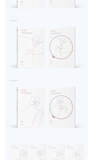 BTS (방탄소년단) Mini Album Vol. 5 - LOVE YOURSELF 'Her' (édition coréenne)