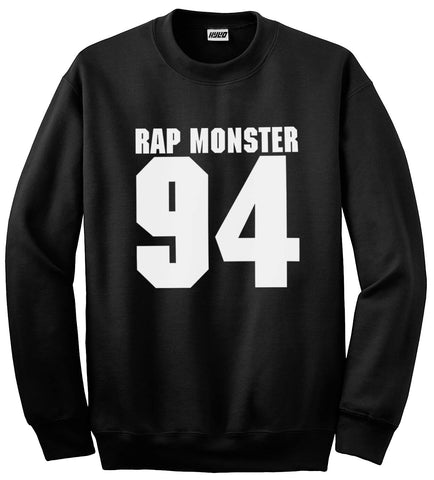 Sweatshirt BTS RAP MONSTER 94