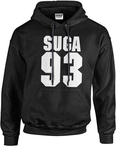 Sweat à Capuche BTS SUGA 93