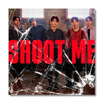 DAY6 (데이식스) Mini Album Vol. 3 - Shoot Me: YOUTH Part 1 (édition coréenne)