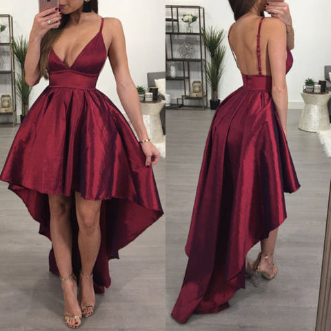 Robe Rouge Vintage Sexy