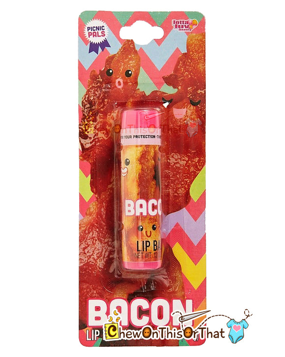 Bacon Flavored Lip Balm Picnic Pals Lotta Luv