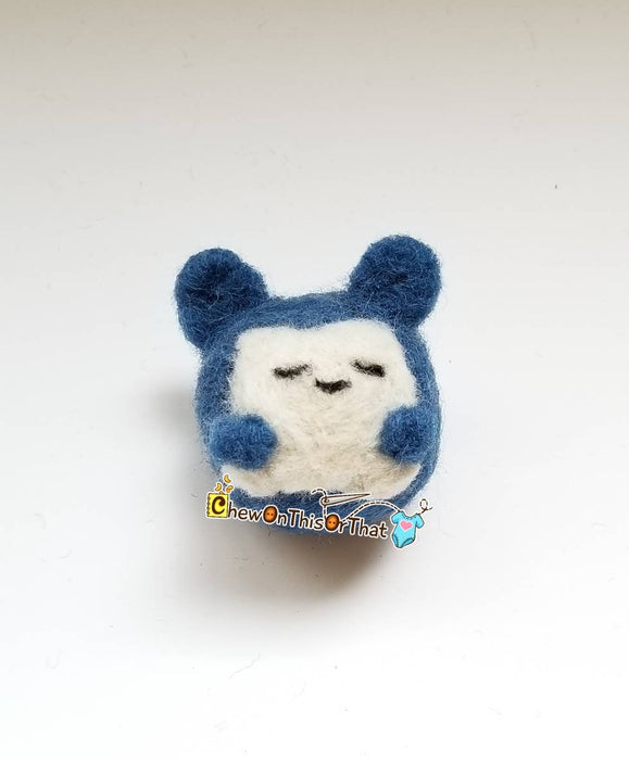 Chibi Pokemon Snorlax - Chew On This Or That