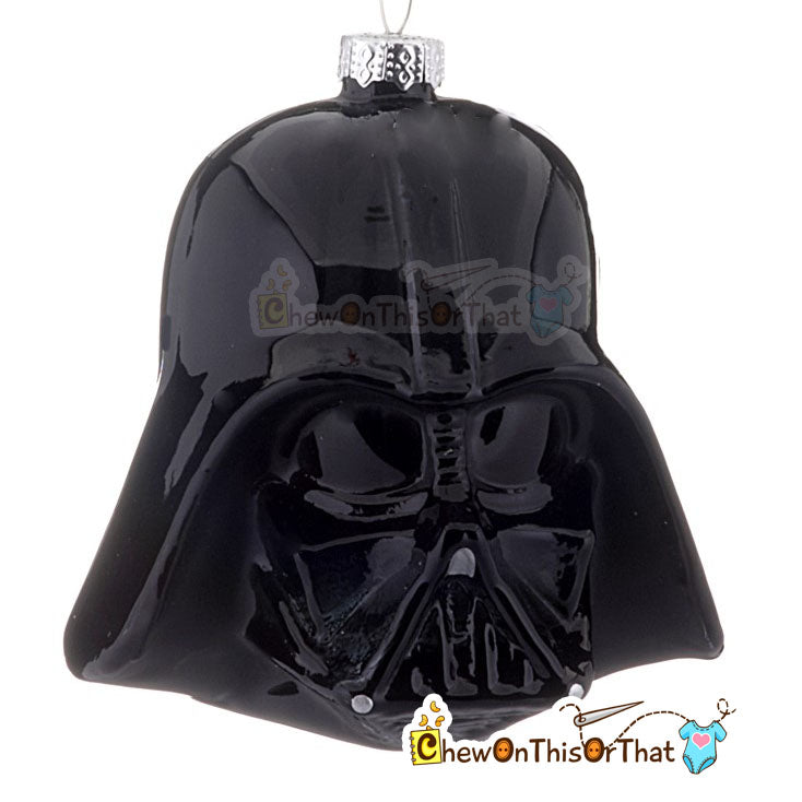 Star Wars Personalized Darth Vader Ornament - Chew On This Or That