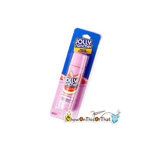 Jolly Rancher Watermelon Flavored Candy Lip Balm - Chew On This Or That
