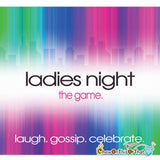 Ladies Night the Game - English Spanish Version, Laugh, Gossip, Celebrate, Ladies Game Night, Bachelorette Parties, Drinking Games, Dinners - Chew On This Or That