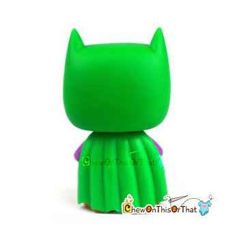 Funko POP DC Super Hero The Joker Batman Super #65 - DC Comic Books Lootcrate Exclusive - Chew On This Or That