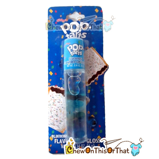 Pop Tarts Blueberry Lip Gloss by Lotta Luv - Chew On This Or That