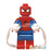 Spider-Man, Peter Parker and Miles Morales Lego Minifigure Custom Collectible Toy - Chew On This Or That