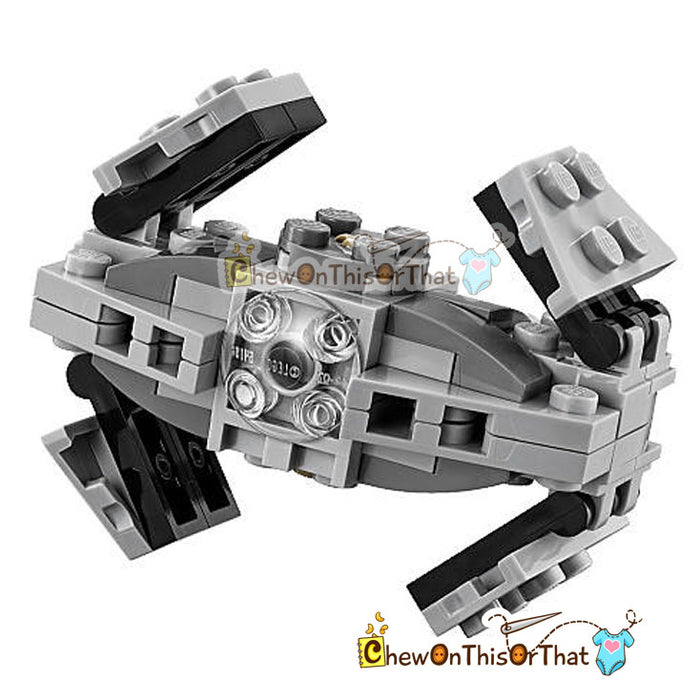 Lego Star Wars 30275 TIE Advanced Prototype Fighter, Star War Rebels Animated TV Series, the Inquisitors, Toys R Us Promo 2015, Toy Bricks - Chew On This Or That