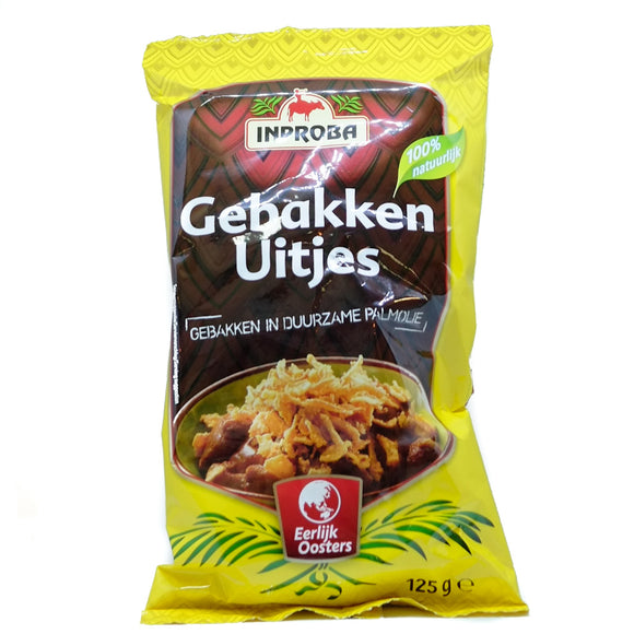 Inproba Fried Onions 125gr