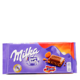 Milka Chocolate Range 167gr