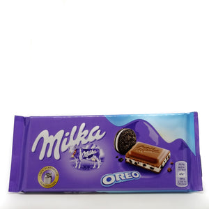 Milka Chocolate Oreo 167gr