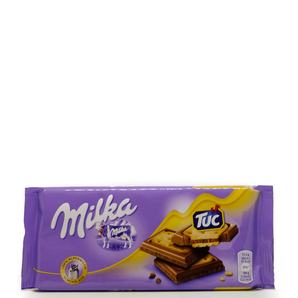 Milka Chocolate TUC 167gr