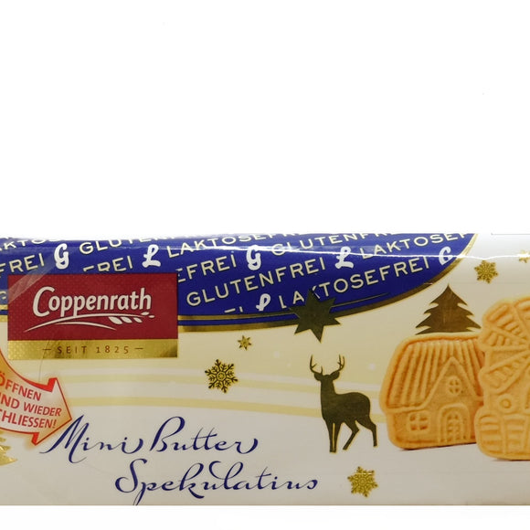 Coppenrath Vegan Speculaas Biscuits 150gr
