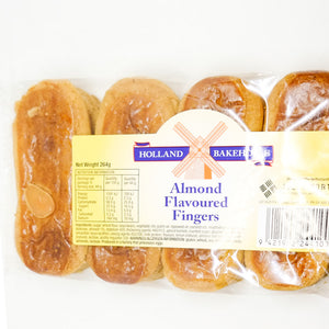 Holland Bakehouse Almond Flavoured Fingers 264gr
