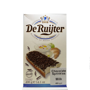 De Ruijter Milk Chocolate Sprinkles 400gr
