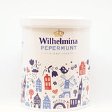 Wilhelmina Peppermint Tin 500gr