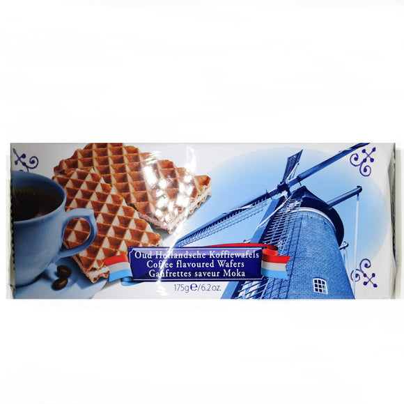 Coffee Flavoured Waffles 175gr