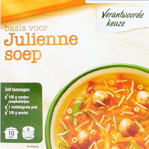 Honig Dehydrated Julienne Soup 41gr