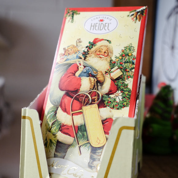 Heidel Christmas Milk Chocolate 100gr