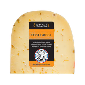Meyer Fenugreek Cheese
