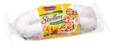Kuchenmeister Christmas Stollen 750gr (no filling)