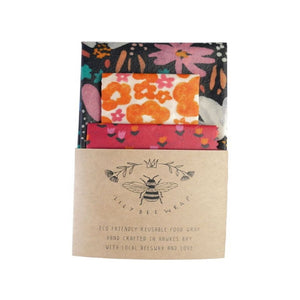 Lily Bee Wrap Set of 3