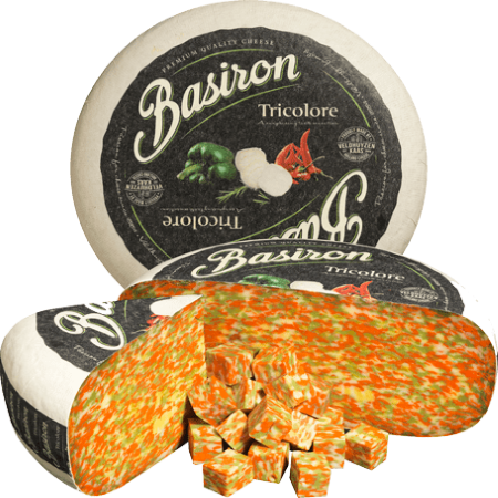 Basiron Tricolore Cheese