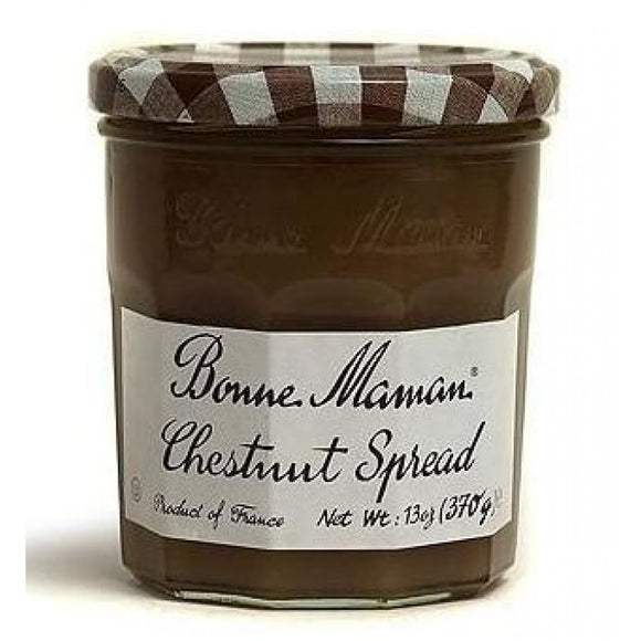Bonne Maman Chestnut Cream 370gr