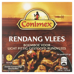 Conimex Rendang Meat Mix 95gr